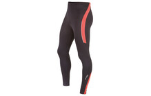 saucony Men's OMNI LX Tight II Reg black/strong red